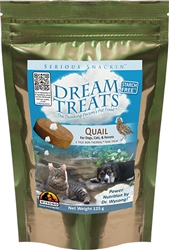 Wysong WY99105 Quail Dream Treats 125G Bag