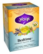 YOGI TEAS TEA BEDTIME ORG3-16 BG -Pack of 6