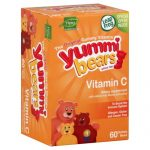 YUMMI BEARS VITAMIN C-60 PC -Pack of 1