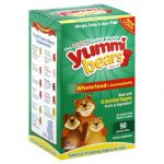 YUMMI BEARS WHOLE FOOD SUPPLEMENT-90 PC -Pack of 1