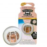 Yankee Candle 1304388 Smart Scent Vent Clip Pink Sands