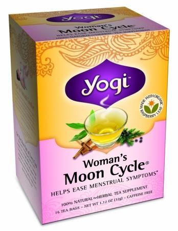 Yogi 27049 Organic Womans Moon Cycle Tea