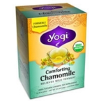 Yogi 28169-3pack Yogi Comforting Chamomile Tea - 3x16 bag