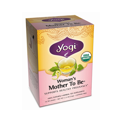 Yogi 672675 Yogi Tea Womans Mother To Be - Caffeine Free - 16 Tea Bags