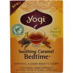 Yogi AY04614 Yogi Caramel Bedtime Tea -6x16 Bag