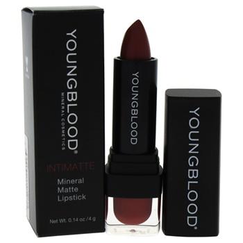 Youngblood W-C-12346 0.14 oz Intimatte Mineral Matte Lipstick Vamp