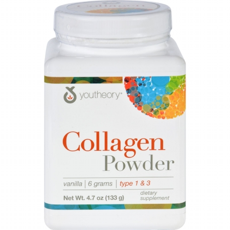 Youtheory 1711878 4.7 oz Gluten Free Collagen Powder Vanilla