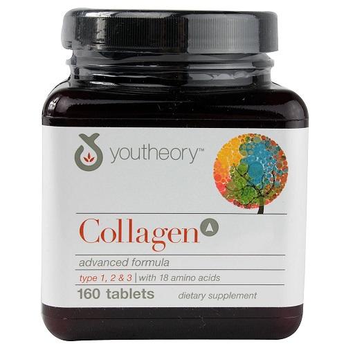 Youtheory BCA56715 Advanced Joint Coallagen 1 x 120 Tablet