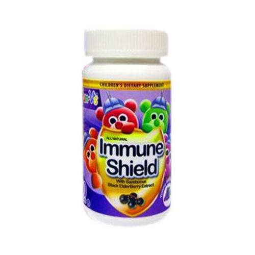 Yum Vs 1137876 Immune Shield with Sambucus Chewables 60 Count