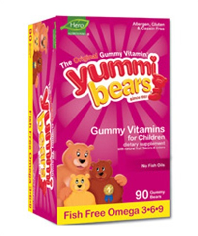 Yummi Bears Omega 3-6-9