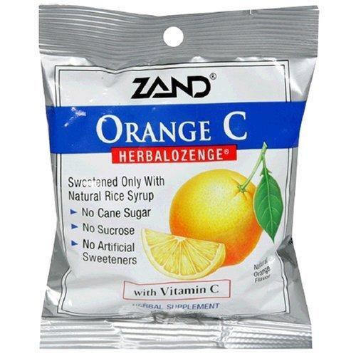 Zand 40609 Herbalozenge Vitamin C Display