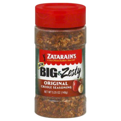 Zatarains Seasoning Creole Big&Amp;Zsty-5.25 Oz -Pack Of 6
