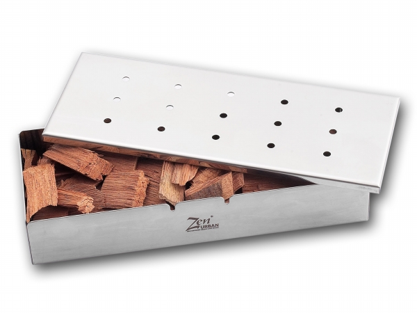 ZenUrban 870030 Wood Chip Smoker Box
