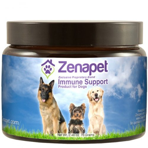 Zenapet N9-RVYE-21SO Dogs Immune Support