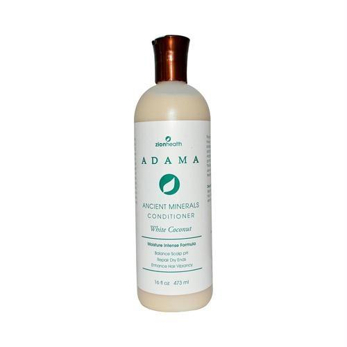 Zion Health Adama Minerals Anti Frizz Conditioner - White Coconut - 16 fl oz - 1228246