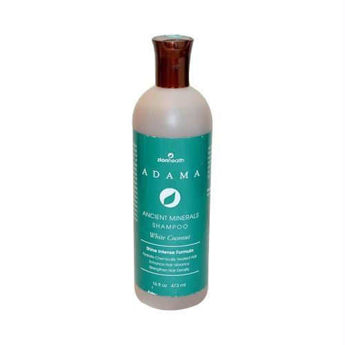 Zion Health Adama Minerals Shampoo - White Coconut - 16 fl oz - 1228279