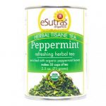 eSutras 171900 Stimulating Peppermint Leaf Tea