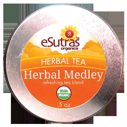 eSutras Herbal Medley Tea Mini 15g