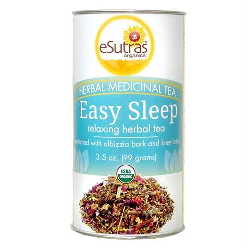 eSutras Organics 170935 Easy Sleep Tea - 3.5 Oz