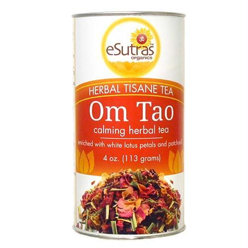 eSutras Organics 171804 Om Tao Tea - 4 Oz