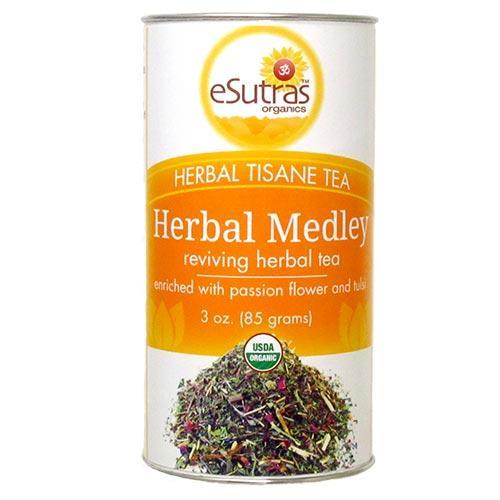 eSutras Organics 173104 Herbal Medley - 3 Oz