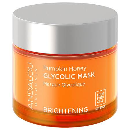 Andalou Naturals Glycolic Brightening Mask Pumpkin - 2 oz.