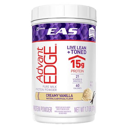 Eas AdvantEdge Pure Milk Protein Powder - 1.7 lb