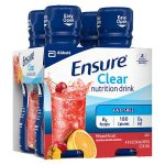 Ensure Active Ensure Clear Nutrition Drink Mixed Fruit - 10 oz.