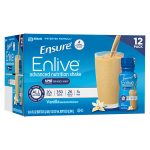 Ensure Enlive Advanced Nutrition Shake Vanilla - 8 oz.