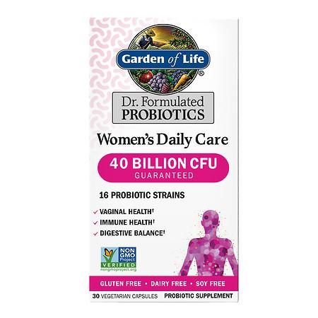 Garden of Life Dr. Formulated Women's Daily Probiotic - 30 ea