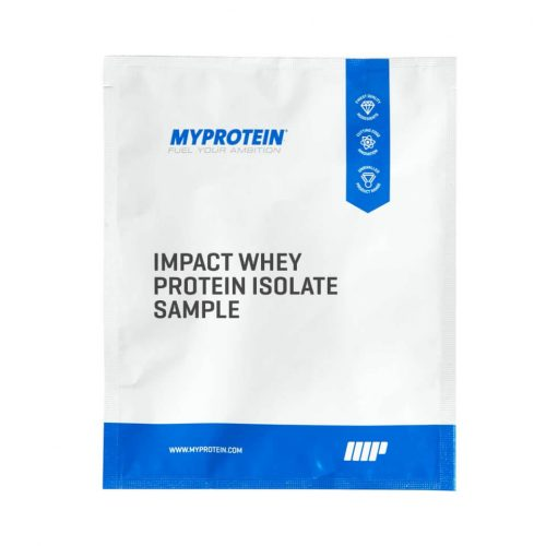 Impact Whey Isolate (Sample) - Cookies and Cream - 0.9 Oz (USA)