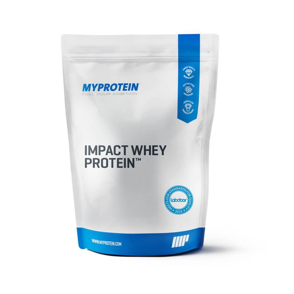 Impact Whey Protein - Chocolate Stevia - 5.5lb (USA)