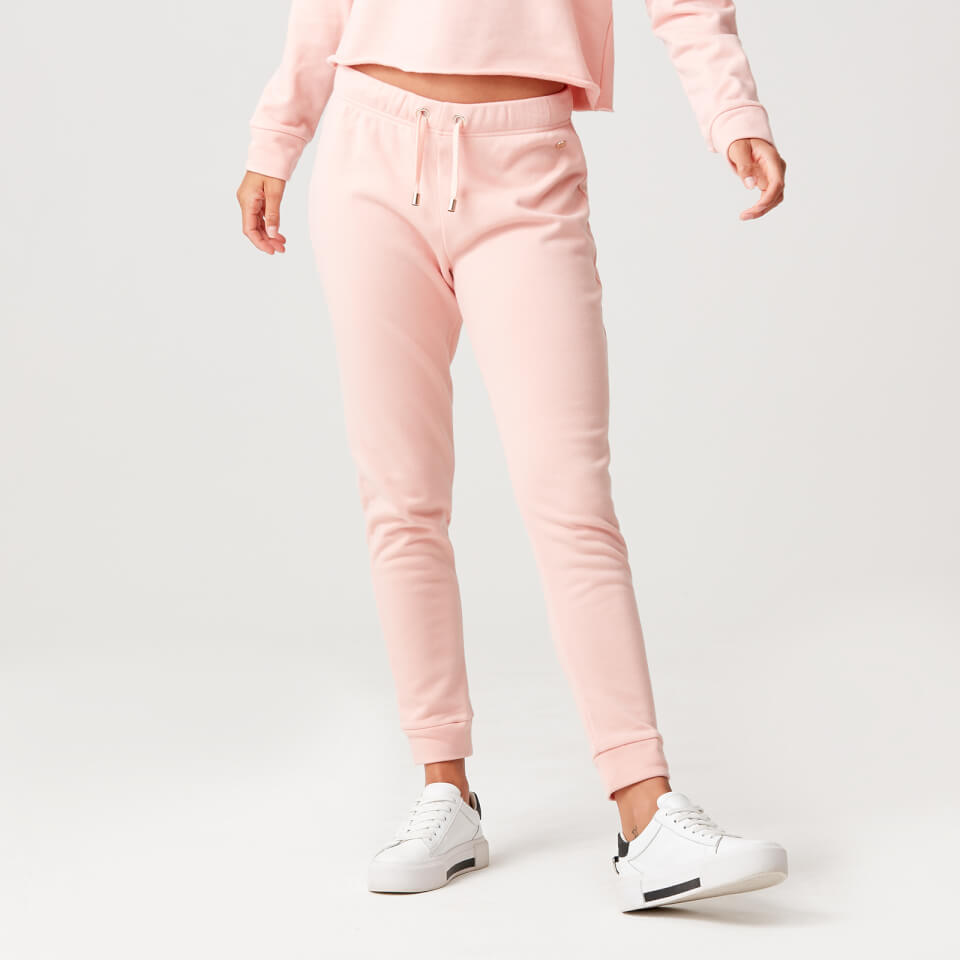Luxe Lounge Joggers - Blush - M