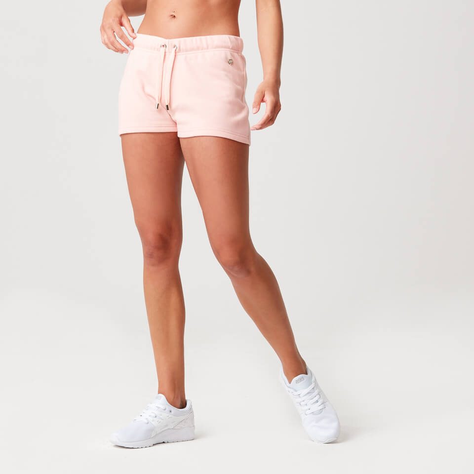 Luxe Lounge Shorts - Blush - XL