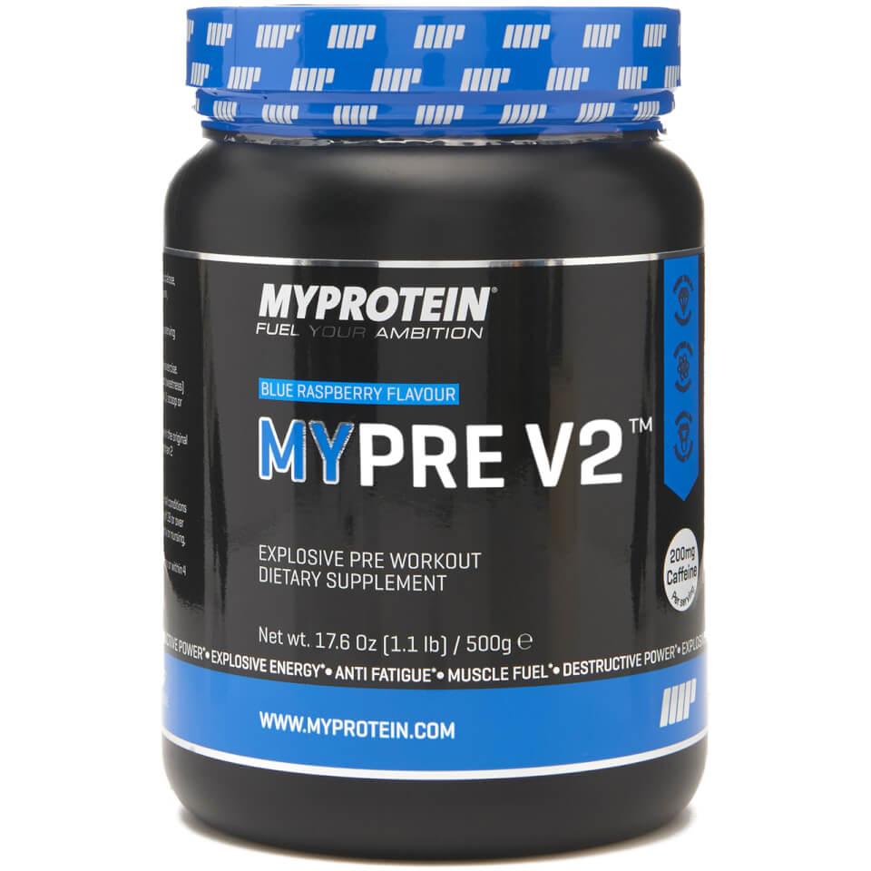 MYPRE V2, Fruit Punch, 1.1 lb (USA)