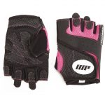 Myprotein Women's Training Gloves - Pink/Black - Medium