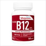 Walgreens Vitamin B12 Time Released Tablets - 160 ea