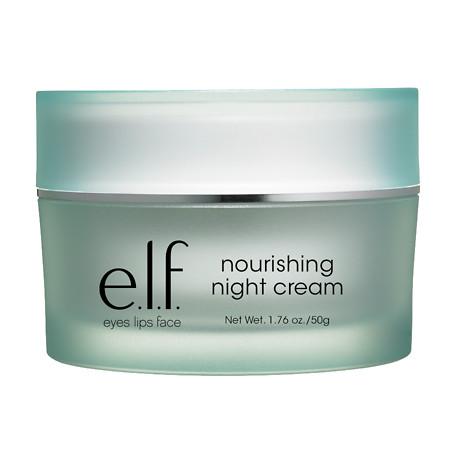 e.l.f. Nourishing Night Cream - 1.76 oz.