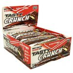 Adaptogen Science 8360058 612 g Tasty Crunch Bar Chocolate Chip Cookie Dough - 12 Per Bars