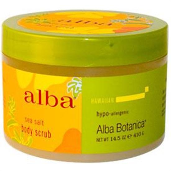 Alba Botanica Hawaiian Spa Treatments Sea Salt Body Scrub 14.5 fl. oz. 217326