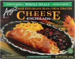 Amys KHFM00030882 Cheese Enchilada Whole Meal - 9 oz
