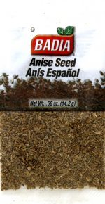 Anise Seed -Pack of 12