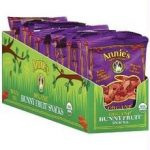 Annies Homegrown B65398 Annies Organic Bunny Fruit Snacks Berry Patch -18x0.8oz