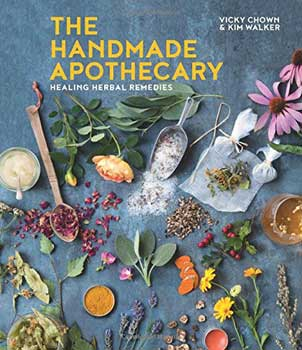 Azure Green BHANAPO Handmade Apothecary hc by Chown & Walker