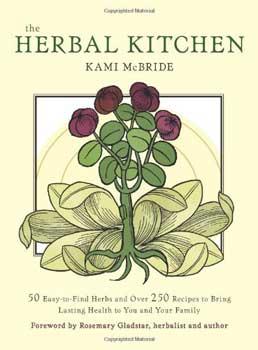 Azure Green BHERKIT Herbal Kitchen by McBride & Gladstar