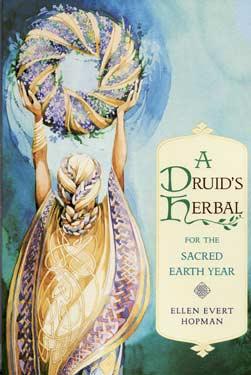 AzureGreen BDRUHER1 Druids Herbal for Sacred Earth Year