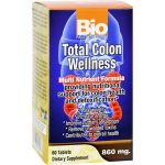 Bio Nutrition HG1043017 Total Colon Wellness - 60 Tablets