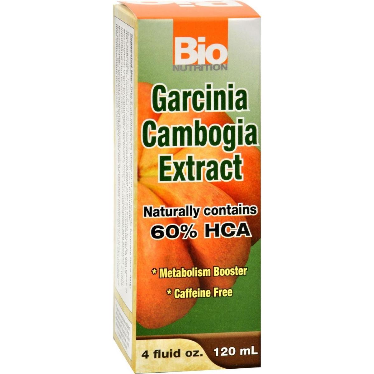 Bio Nutrition HG1267392 4 fl oz Garcinia Cambogia Liquid