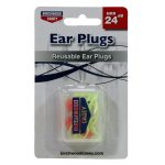 Birchwood Casey 43311 Reusable Corded Plugs with Case