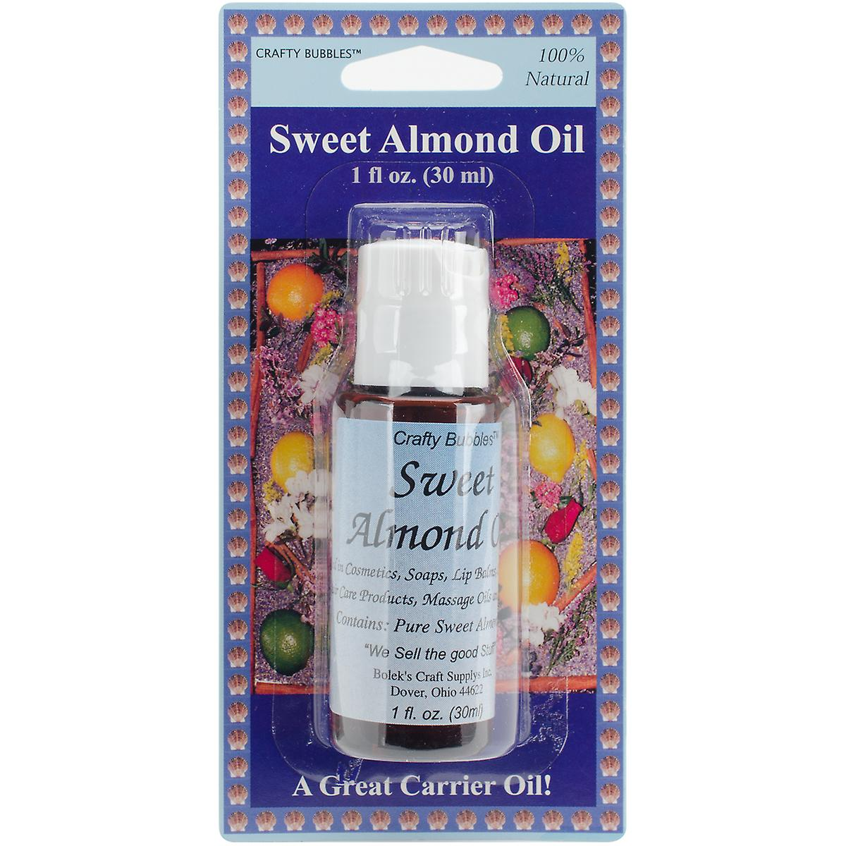 Boleks CB51 1 oz Sweet Almond Oil